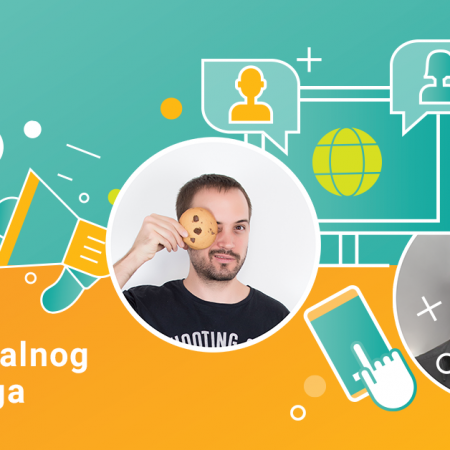 Online kurs digitalnog marketinga – osnovni deo