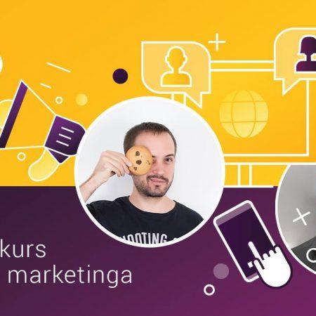Napredni kurs digitalnog marketinga 2019